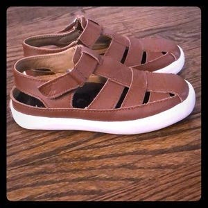 Boys polo shoes